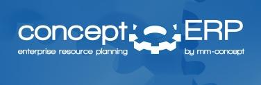 conceptERP - THE OPEN SOURCE ERP